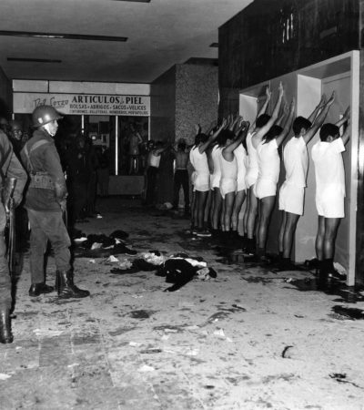 A 50 AÑOS DEL 68, NI VERDAD NI JUSTICIA: Reconoce CNDH que represión fue propiciada por el propio Estado