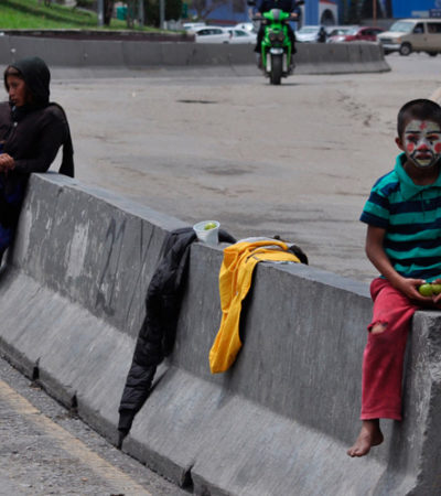 Rescatan a chiapanecos explotados en Oaxaca; 56 son menores de edad y 7 son mujeres adultas