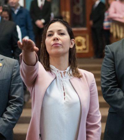 EL QUE NO CAE, RESBALA: Deja Sandra Vaca Comisión de la Niñez en Congreso de la CDMX ante presión de grupos civiles