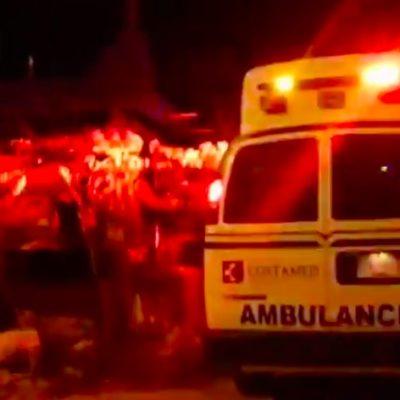 EJECUTAN A JOVEN DE 22 AÑOS EN TULUM: Ataque en el oriente de la ciudad; suman 24 casos en lo que va del año