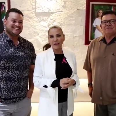 COMPROMETE MARA 'APOYO' A LOS TIGRES: Alcaldesa morenista no precisa qué, cuánto ni cómo, pero dice que así dará respaldo al deporte local