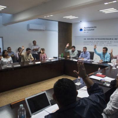 Aplaza Cabildo de Cozumel para mañana votar sobre Fiscal