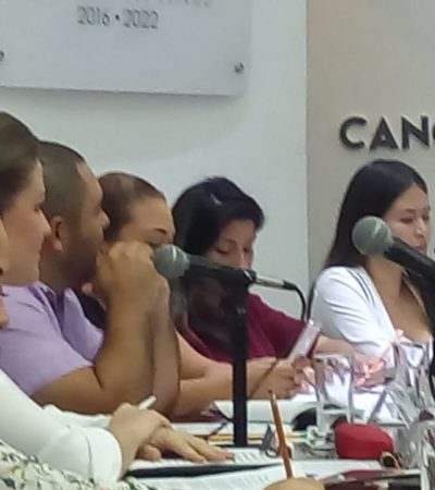 PATEA CABILDO LA REFORMA PARA UN FISCAL FORÁNEO: En ausencia del Gobernador, regidores de Cancún rechazan minuta del Congreso de QR para eliminar el requisito de residencia