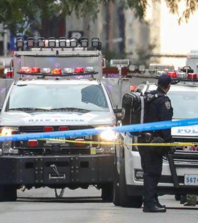 Podría enfrentar 58 años de prisión el sospechoso de enviar explosivos en EU