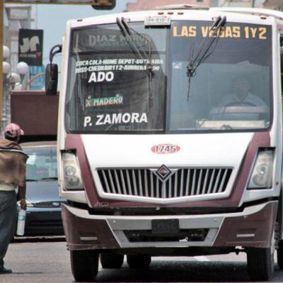Urgen transportistas a ajustar tarifas en Veracruz; estamos al borde de una crisis, advierten