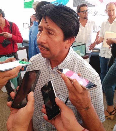 Acuerdan Víctor Mas e INAH protección de patrimonio arqueológico