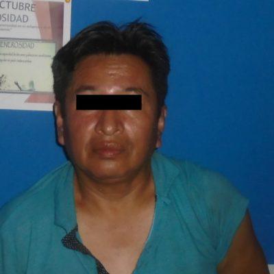 Detienen a violador de menores en Cancún