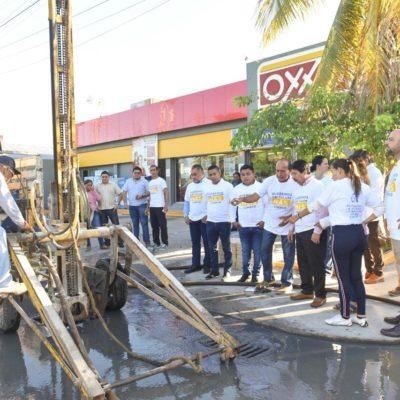 En su primer día como Alcalde, Víctor Mas pone en marcha programa de limpieza integral en Tulum y sus comunidades