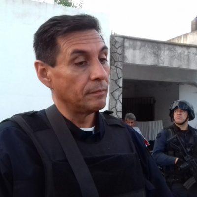 """CANCÚN ATRAVIESA """"MOMENTOS DIFÍCILES, CRUENTOS…"""": Al acudir a la primera ejecución de su gestión, el nuevo jefe de la Policía bosqueja estrategia contra la violencia y descarta paro de agentes"""