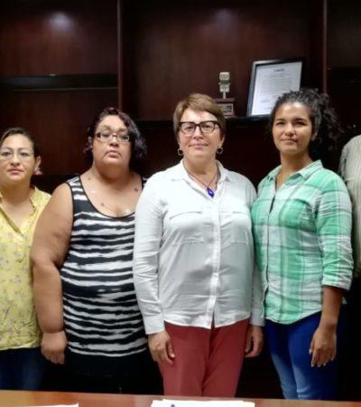 """""""MORENA NACIONAL ME RESPALDA"""": Laura Beristain Navarrete asegura que no aceptará cargos designados por regidores y que habrá consecuencias legales contra ellos"""