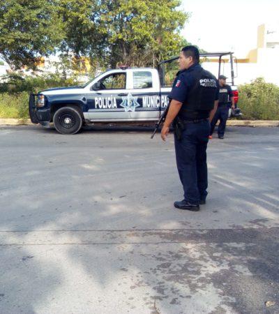 IBAN A LA MISMA ESCUELA Y DECIDIÓ ENCAJUELARLA: Frustran policías 'levantón' de una adolescente cometido por otro adolescente en Playa del Carmen; lo detienen