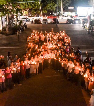Se suma Tulum a la lucha contra el cáncer de mama
