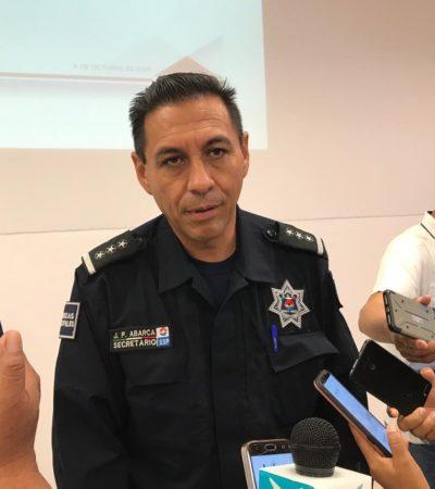 TIENE CANCÚN POLICÍAS SIN EVALUACIÓN: 260 agentes preventivos trabajan sin exámenes de control y de confianza, reconoce Jesús Abarca