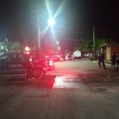 VIOLENCIA EN CANCÚN EN LA VÍSPERA DE DESFILE MILITAR: Matan a una persona e hieren a tres más en Cancún