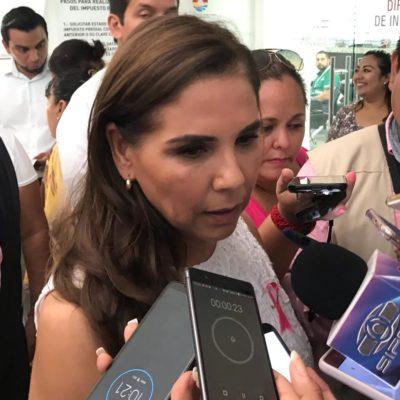 """""""QUITARLE LA CHAMBA A TODOS ESTÁ CAÑÓN"""": Niega Mara Lezama la continuidad de los 'Verdes' en su gobierno, pero justifica recontratación de 'algunos' funcionarios allegados a Remberto Estrada"""