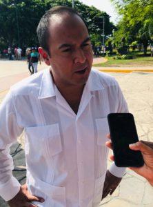 """""""Relleno sanitario de Isla mujeres está agotando su vida útil, pero el municipio no cuenta con otro basurero"""", asegura Juan Carrillo"""