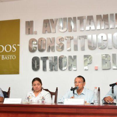 Realizarán el viernes sesión extraordinaria en cabildos de OPB, Cozumel, Bacalar, Tulum y JMM para votar la eliminación de la residencia para Fiscal