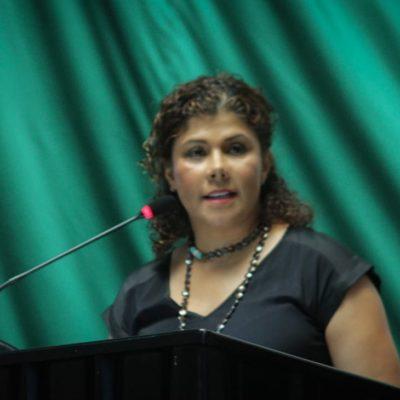 LAS RAZONES DE LESLIE: Diputada en contra de eliminar requisito de residencia para el cargo de fiscal