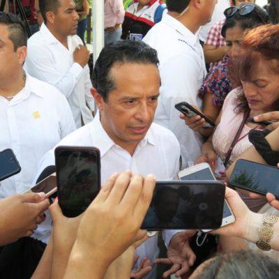 VA EL MANDO ÚNICO POLICIAL EN QUINTANA ROO: Asegura Gobernador que existen consensos con los 11 municipios para aterrizar estrategia conjunta contra la inseguridad