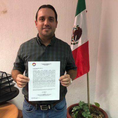 SUMA MARA A OOOTRO 'VERDE' EN CANCÚN: Ratifica Alcaldesa a David Martínez como director del Instituto Municipal del Deporte
