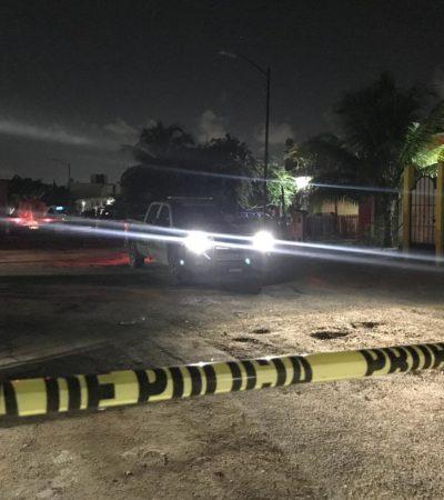 SE CONSUMA OTRA EJECUCIÓN: Tras cinco días de agonía después de ser baleado en la SM 248, muere maestro en Cancún