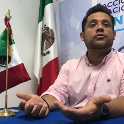 Arremete Pacho Gallegos contra Mara Lezama y Jorge Aguilar Osorio por declarar que no hay patrullas para combatir la delincuencia