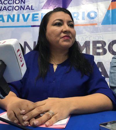Propondrá regidora Reyna Tamayo modificar reglamento para sancionar a inspectores de Fiscalización que incurran en actos de corrupción en Cancún