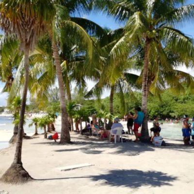 Ante queja de ciudadanos, autoridades buscan mantener en óptimas condiciones las playas 'Blue Flag' en Playa del Carmen