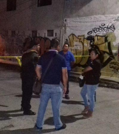 Reportan balazos en la Región 94 y un adolescente termina herido de un cachazo