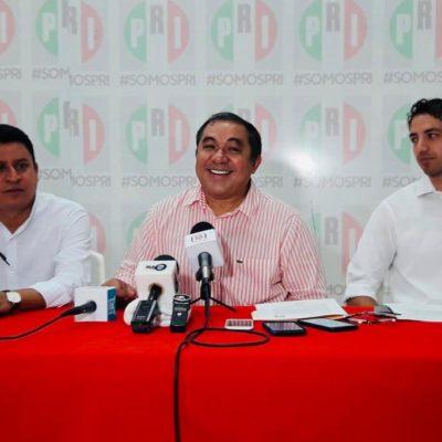 """""""NO TENEMOS DINERO PARA PAGARLE A LOS COMPAÑEROS"""": Anuncia René Sansores renuncia a la dirigencia del PRI en Cancún por falta de apoyo"""