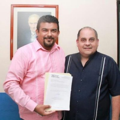 Nombra PAN a Faustino Uicab coordinador de regidores en QR