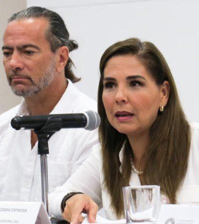DEFIENDE 'MARA' A SU EQUIPO 'VERDE': A tres semanas de asumir el cargo, aún siguen analizando administración pasada, dice la Alcaldesa de BJ