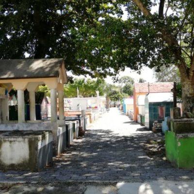 Buscan regular bóvedas del panteón municipal por segunda ocasión