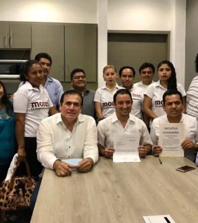 Con iniciativa, integrantes de Morena buscan obligar al transporte a tener una tarifa preferencial a estudiantes, adultos mayores y discapacitados en BJ