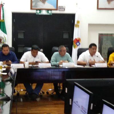 REGRESAN 'PAPA CALIENTE' A MARA: Por unanimidad, comisión del Congreso aprueba revocar la polémica ampliación de la concesión del transporte en Cancún a la que se opuso Remberto