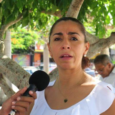En recta final de sexenio, Fonatur remató ocho lotes en México, dos de ellos en Cancún, asegura Marybel Villegas