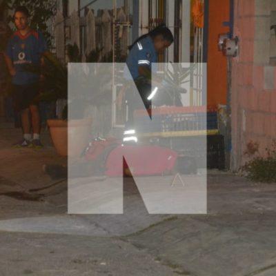 EJECUTAN A UN HOMBRE EN MISIÓN DEL CARMEN: Ataque a balazos en fraccionamiento en la zona poniente de Playa del Carmen