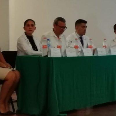 """Especialistas realizan foro sobre """"Eutanasia, Muerte Asistida y Voluntad Anticipada"""" en Playa del Carmen"""