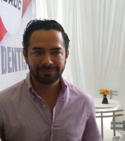 """REPARECE 'CHANITO' Y APUNTA AL 2019: Se dice ex diputado federal dispuesto a competir por una posición en el Congreso local, pero no por el PRI, partido al que, asegura, """"no regresaría"""""""