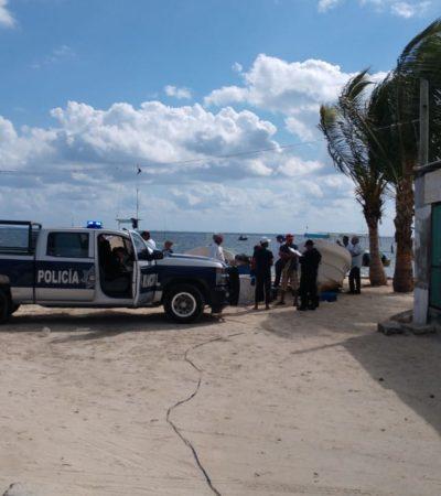 Se ahoga un hombre en Playa del Niño