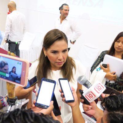 """""""NUNCA FUE MI INTENCIÓN OFENDER…"""": Una semana después, Mara Lezama se disculpa por comparar embarazos múltiples con proliferación de fauna callejera"""