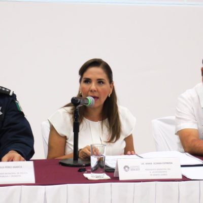 VA ALCALDESA POR RECURSOS A LA CDMX: Cabildeará Mara Lezama 1,230 mdp para 62 proyectos en Benito Juárez