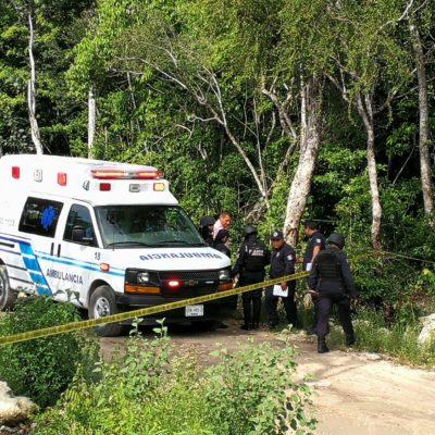 Asesinan a machetazos a un hombre en zona de invasión en Tulum