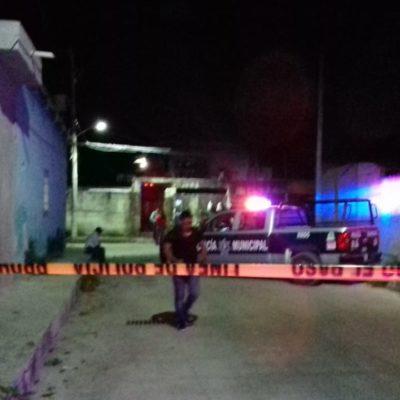 ATAQUE A BALAZOS EN LA SM 89: Dos ejecutados por la zona de La Cuchilla en Cancún