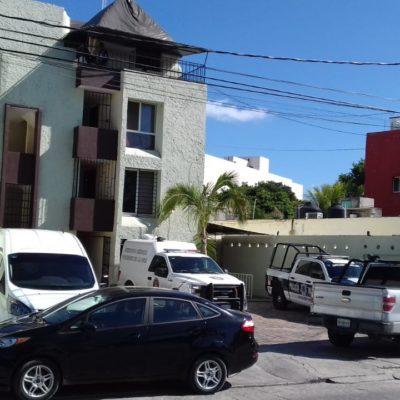 Se suicida un residente estadounidense en departamento de la Avenida Labná en Cancún