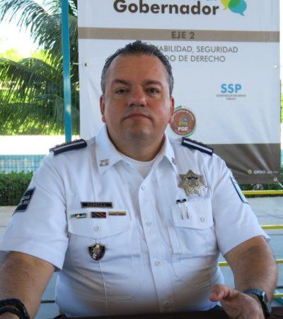 """SOLIDARIDAD, UN 'FOCO ROJO' PARA CAPELLA: Advierte Secretario de Seguridad Pública que """"es una irregularidad y una ilegalidad"""" que los municipios tengan a su mando los C4"""