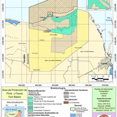 Consejo Asesor del Área de Protección de Flora y Fauna de Yum Balam también rechaza Plan de Manejo de la Conanp
