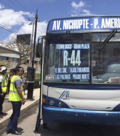 PRÓRROGA A CONCESIONES DEL TRANSPORTE, AÚN EN ANÁLISIS: No hay fecha para ratificar polémico acuerdo con empresas transportistas en Cancún