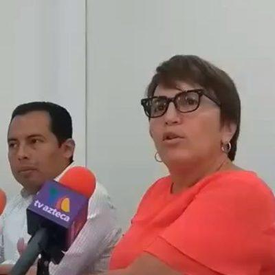 """""""NO ME VAN A ESTAR AMAGANDO…"""": Laura Beristain advierte que revisará convenios con el Gobierno del Estado, en los que, asegura, sólo éste sale beneficiado"""