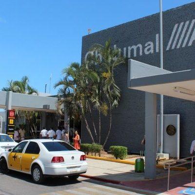 El Aeropuerto Internacional de Chetumal incrementa 20.2%el movimiento de pasajeros de enero a septiembre de 2018